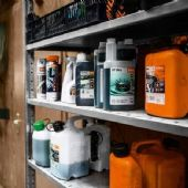Stihl Oils, Lubricants & Cannisters